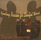 Diane Penning Passion for Soulful work album cover photo
